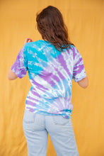 Load image into Gallery viewer, Lagoon Tie-Dye Tee