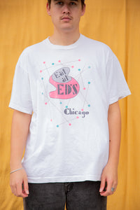 Eat At Eds Chicago Tee