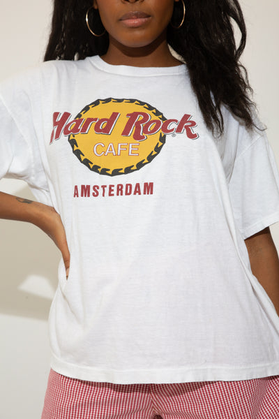 Hard Rock Amsterdam Tee