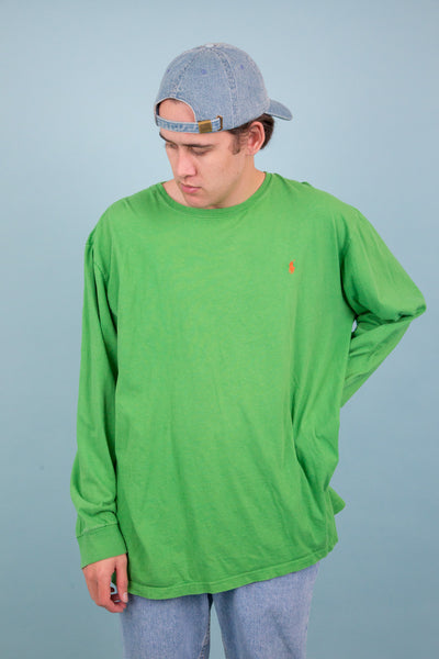 Ralph Lauren Polo Long-sleeve Tee