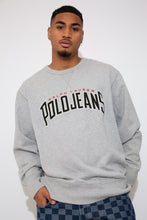 Load image into Gallery viewer, model wearing ralph lauren sweater, magichollow