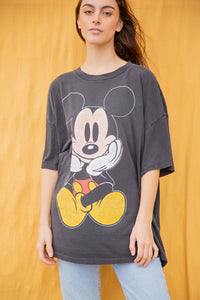 Supersize Mickey Tee