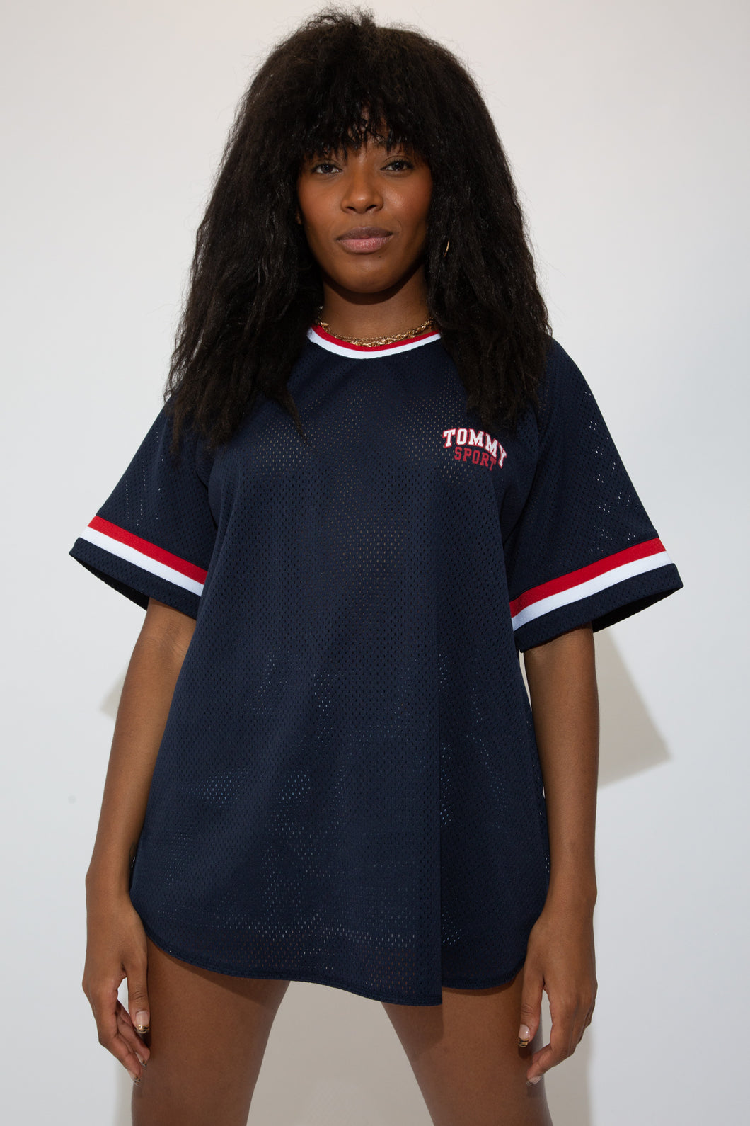 Tommy Sport Mesh Tee