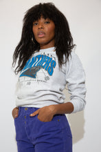 Load image into Gallery viewer, Carolina Panthers Sweater