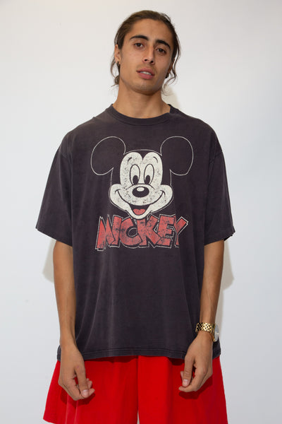 Mickey Spell-out Tee