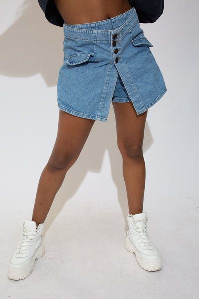 BDG Denim Skort