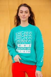 1993 Lake Geneva Sweater