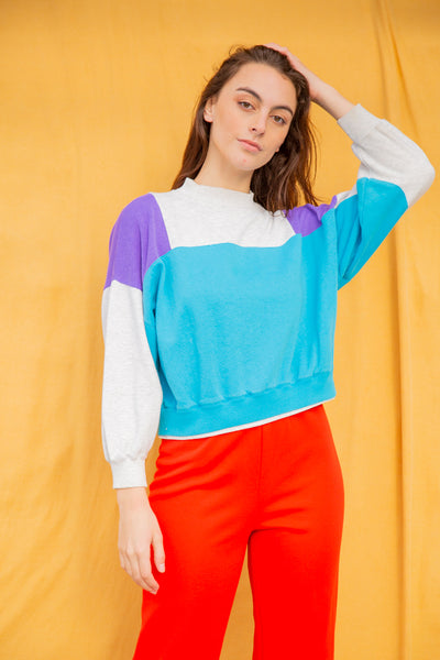 Puma Colour Blocked Sweater
