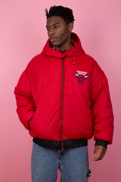 Reversible Chicago Bulls Jacket