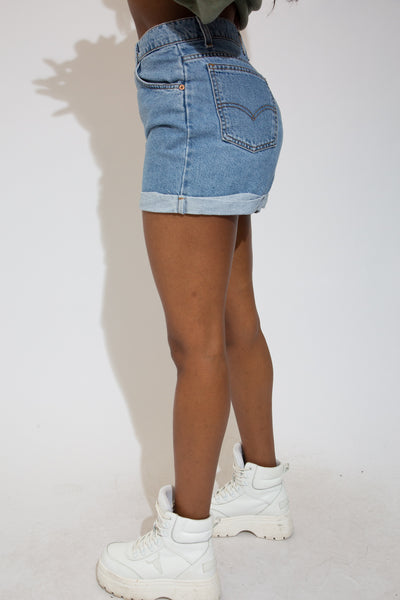 Levi's 954 Denim Shorts