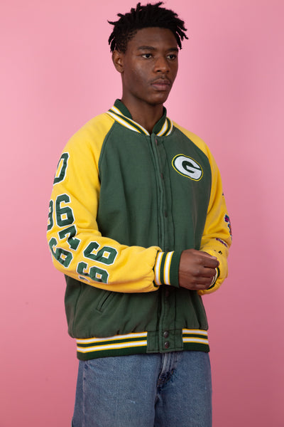 Packers Super Bowl Bomber Jacket