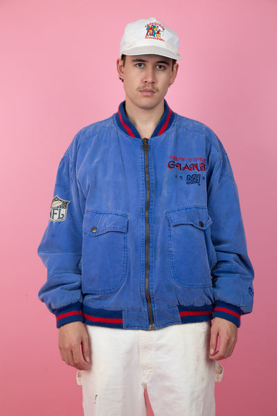 NY Giants Bomber Jacket