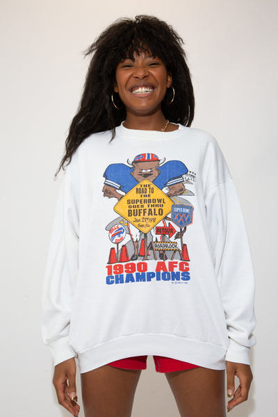 1990 AFC Champions Sweater