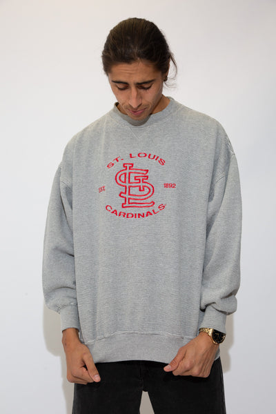 St Louis Cardinals Sweater