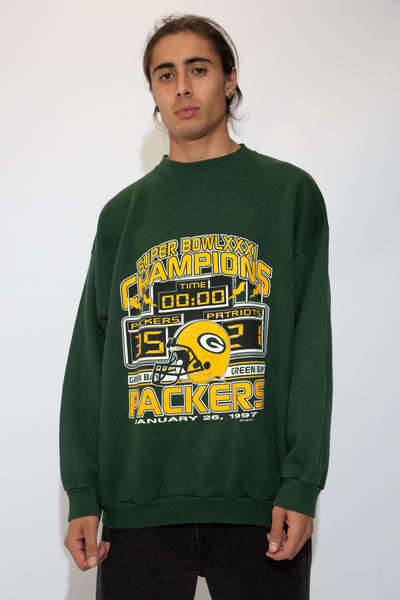 1997 Green Bay Packers Sweater