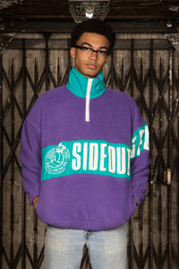 Sideout Fleece Quarterzip