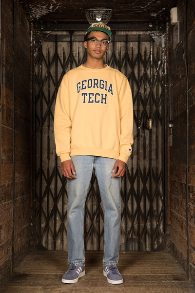 Champion Georgia Tech Sweater