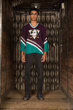 Load image into Gallery viewer, Mighty Ducks Ice Hockey Jersey