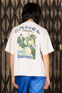 1991 Camel 'Hard Pack' Tee