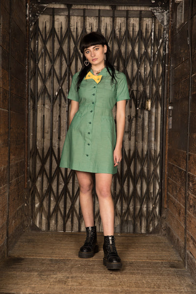 Girl Scout Dress