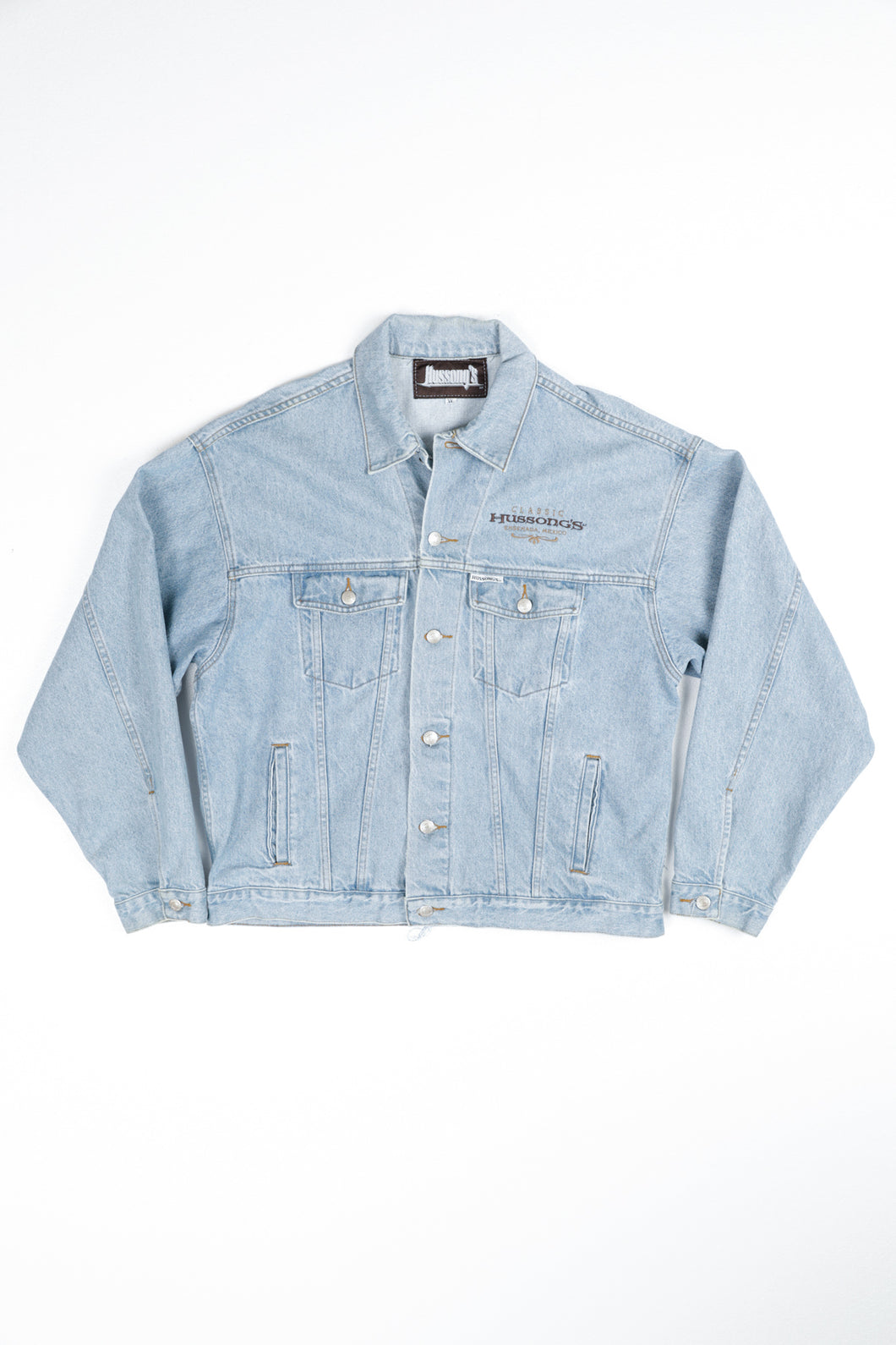 Hussongs Denim Jacket