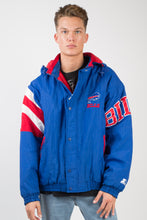 Load image into Gallery viewer, Buffalo Bills Starter Jacket