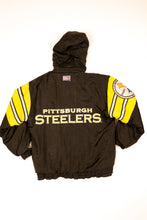 Load image into Gallery viewer, Steelers Jacket