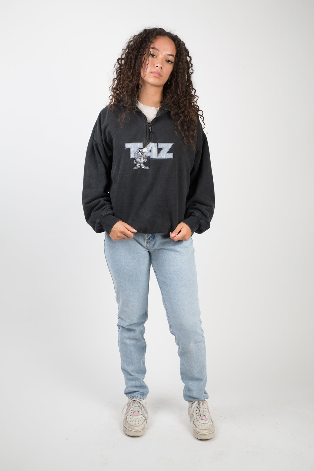 Taz Quarter-ZIp