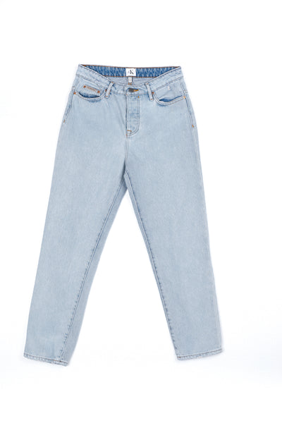 Distressed CK Jeans