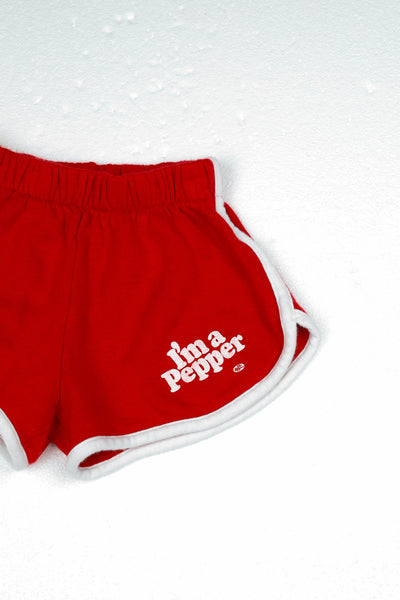 Dr. Pepper Shorts
