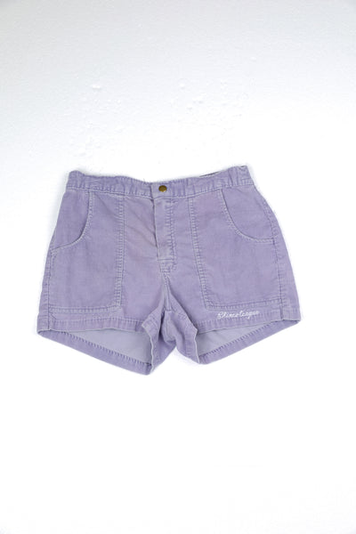 Lily Corduroy Shorts