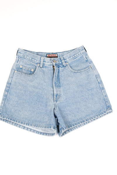 Memphis Denim Shorts