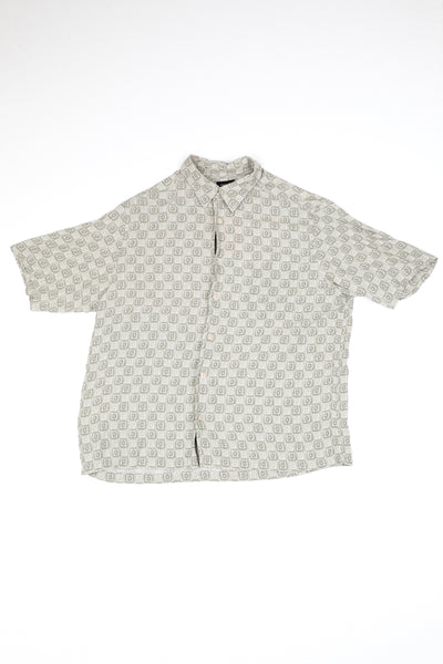 Codey Button Up