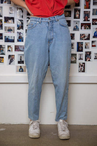 Distressed Dom Jeans