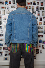 Load image into Gallery viewer, Forest Denim Jacket