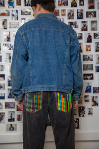 Peter Denim Jacket