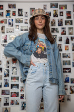Load image into Gallery viewer, Structure Denim Jacket