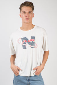 Distressed Bootleg Nike Air Tee