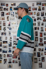 Load image into Gallery viewer, San Jose Sharks Jersey