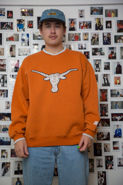 Texas Long Horns Starter Sweater