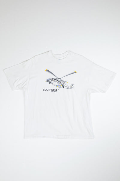 South Star Helicopter Tee