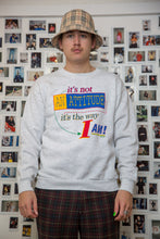 Load image into Gallery viewer, Attitude Sweater