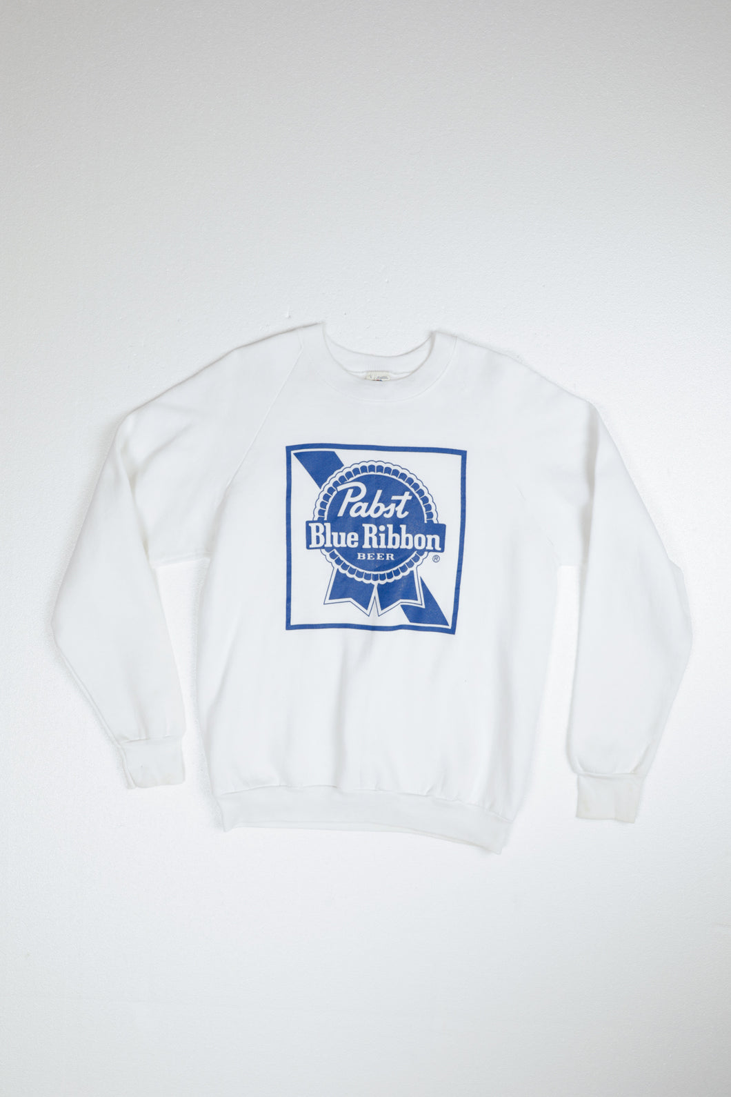 Pabst Blue Ribbon Beer Sweater