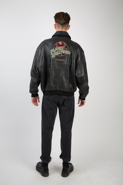 Planet Hollywood Reversible Jacket