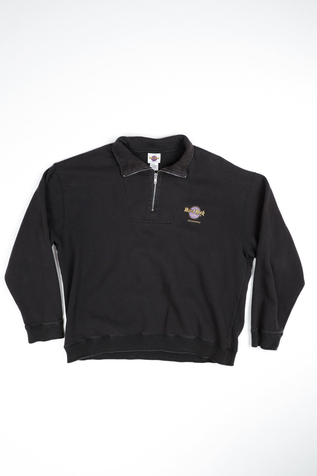 Hard Rock Quarter-Zip