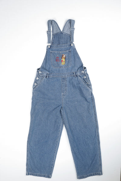 100 Acre Wood Dungarees
