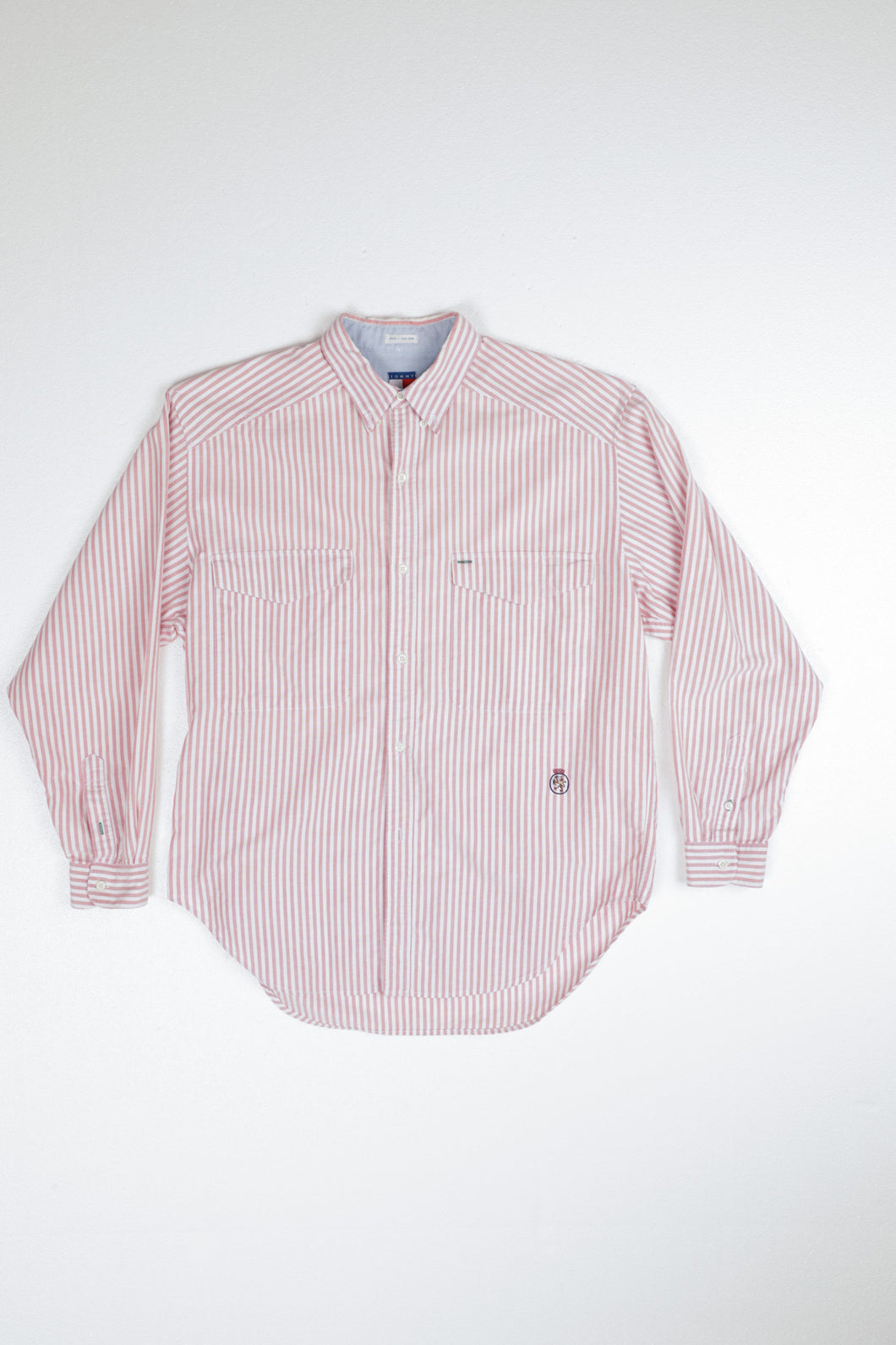 Bootleg Tommy Hilfiger Button Up