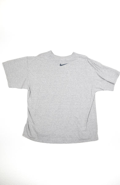 Distressed Nike White Tag Tee