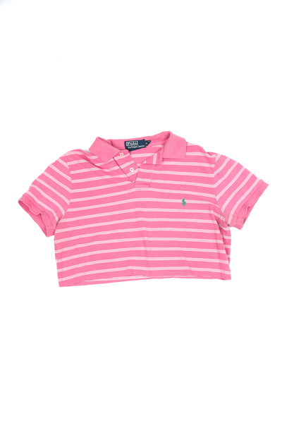 Ralph Lauren Cropped Polo