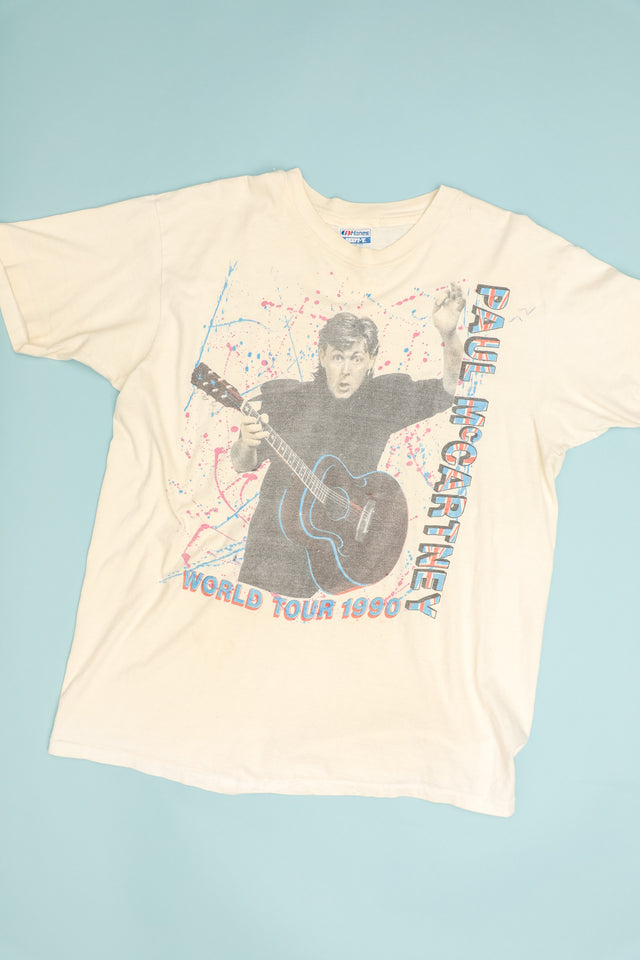 Paul McCartney Band Tee